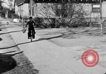 Image of unicycle Los Angeles California USA, 1933, second 48 stock footage video 65675042743