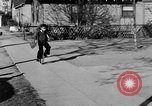 Image of unicycle Los Angeles California USA, 1933, second 49 stock footage video 65675042743