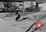 Image of unicycle Los Angeles California USA, 1933, second 51 stock footage video 65675042743