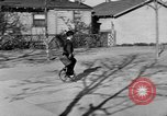 Image of unicycle Los Angeles California USA, 1933, second 52 stock footage video 65675042743