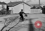 Image of unicycle Los Angeles California USA, 1933, second 54 stock footage video 65675042743