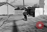 Image of unicycle Los Angeles California USA, 1933, second 56 stock footage video 65675042743