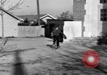 Image of unicycle Los Angeles California USA, 1933, second 57 stock footage video 65675042743