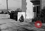 Image of unicycle Los Angeles California USA, 1933, second 59 stock footage video 65675042743