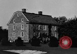 Image of mansion of Colonel Dey United States USA, 1934, second 17 stock footage video 65675042758