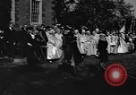 Image of mansion of Colonel Dey United States USA, 1934, second 42 stock footage video 65675042758