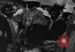 Image of Emperor Haile Selassie I preparing for Italian invasion Addis Ababa Abyssinia, 1935, second 16 stock footage video 65675042760