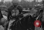 Image of Emperor Haile Selassie I preparing for Italian invasion Addis Ababa Abyssinia, 1935, second 23 stock footage video 65675042760
