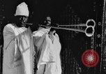 Image of Emperor Haile Selassie I preparing for Italian invasion Addis Ababa Abyssinia, 1935, second 38 stock footage video 65675042760