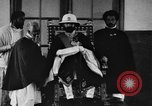 Image of Emperor Haile Selassie I preparing for Italian invasion Addis Ababa Abyssinia, 1935, second 41 stock footage video 65675042760