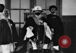Image of Emperor Haile Selassie I preparing for Italian invasion Addis Ababa Abyssinia, 1935, second 43 stock footage video 65675042760