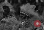 Image of Emperor Haile Selassie I preparing for Italian invasion Addis Ababa Abyssinia, 1935, second 56 stock footage video 65675042760
