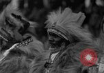 Image of Emperor Haile Selassie I preparing for Italian invasion Addis Ababa Abyssinia, 1935, second 57 stock footage video 65675042760
