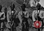 Image of Emperor Haile Selassie I preparing for Italian invasion Addis Ababa Abyssinia, 1935, second 61 stock footage video 65675042760