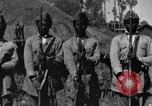 Image of Emperor Haile Selassie I preparing for Italian invasion Addis Ababa Abyssinia, 1935, second 62 stock footage video 65675042760