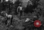 Image of mining gold Ward Colorado USA, 1935, second 25 stock footage video 65675042762