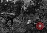 Image of mining gold Ward Colorado USA, 1935, second 26 stock footage video 65675042762