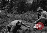 Image of mining gold Ward Colorado USA, 1935, second 31 stock footage video 65675042762