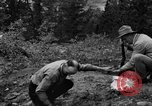 Image of mining gold Ward Colorado USA, 1935, second 33 stock footage video 65675042762