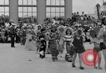 Image of American children parade in costume Ocean Park California USA, 1935, second 3 stock footage video 65675042765