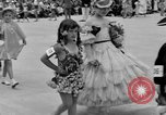 Image of American children parade in costume Ocean Park California USA, 1935, second 10 stock footage video 65675042765