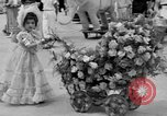 Image of American children parade in costume Ocean Park California USA, 1935, second 12 stock footage video 65675042765