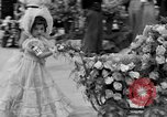 Image of American children parade in costume Ocean Park California USA, 1935, second 14 stock footage video 65675042765