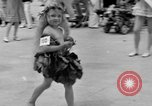 Image of American children parade in costume Ocean Park California USA, 1935, second 26 stock footage video 65675042765
