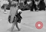 Image of American children parade in costume Ocean Park California USA, 1935, second 31 stock footage video 65675042765