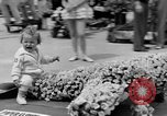 Image of American children parade in costume Ocean Park California USA, 1935, second 36 stock footage video 65675042765