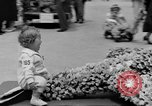Image of American children parade in costume Ocean Park California USA, 1935, second 38 stock footage video 65675042765