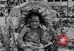 Image of American children parade in costume Ocean Park California USA, 1935, second 40 stock footage video 65675042765