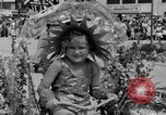 Image of American children parade in costume Ocean Park California USA, 1935, second 43 stock footage video 65675042765