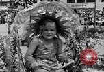 Image of American children parade in costume Ocean Park California USA, 1935, second 45 stock footage video 65675042765