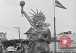 Image of American children parade in costume Ocean Park California USA, 1935, second 52 stock footage video 65675042765