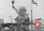 Image of American children parade in costume Ocean Park California USA, 1935, second 53 stock footage video 65675042765