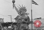 Image of American children parade in costume Ocean Park California USA, 1935, second 55 stock footage video 65675042765