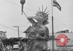Image of American children parade in costume Ocean Park California USA, 1935, second 56 stock footage video 65675042765