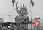 Image of American children parade in costume Ocean Park California USA, 1935, second 57 stock footage video 65675042765