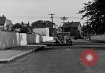 Image of bumper of a car Springfield Massachusetts USA, 1935, second 22 stock footage video 65675042766