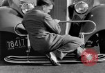 Image of bumper of a car Springfield Massachusetts USA, 1935, second 31 stock footage video 65675042766