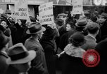Image of anti-Nazi rally New York United States USA, 1938, second 9 stock footage video 65675042784