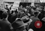 Image of anti-Nazi rally New York United States USA, 1938, second 11 stock footage video 65675042784