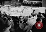 Image of anti-Nazi rally New York United States USA, 1938, second 13 stock footage video 65675042784