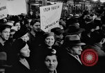 Image of anti-Nazi rally New York United States USA, 1938, second 17 stock footage video 65675042784