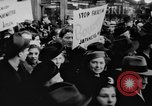 Image of anti-Nazi rally New York United States USA, 1938, second 18 stock footage video 65675042784
