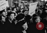 Image of anti-Nazi rally New York United States USA, 1938, second 19 stock footage video 65675042784