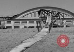 Image of ice covered slide Venice Beach Los Angeles California USA, 1938, second 13 stock footage video 65675042786