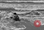 Image of ice covered slide Venice Beach Los Angeles California USA, 1938, second 30 stock footage video 65675042786