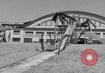 Image of ice covered slide Venice Beach Los Angeles California USA, 1938, second 34 stock footage video 65675042786